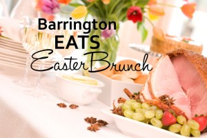 Barrington EATS Easter Brunch with Kelly Donlea