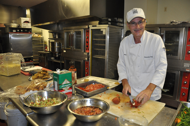 Biltmore Golf, Beach & Tennis Club Executive Chef, Mike Battaglia