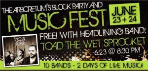 South Barrington Arboretum Music Fest