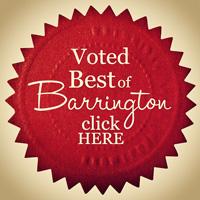 BOB - Voted Best of 365 Barrington Seal