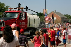 Cuba Township on Parade - Susan McConnell