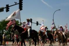 Barrington Horses on Parade - Susan McConnell