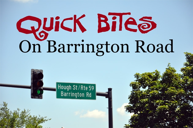 QUICK BITES - Barrington Road