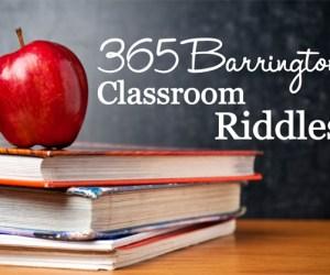 Classroom Riddles