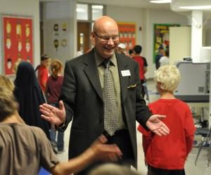 214. Win Lunch with School Superintendent, Tom Leonard