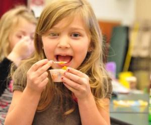 "266. Barrington EATS: Lunch Lessons on ""Tasty Tuesday"""