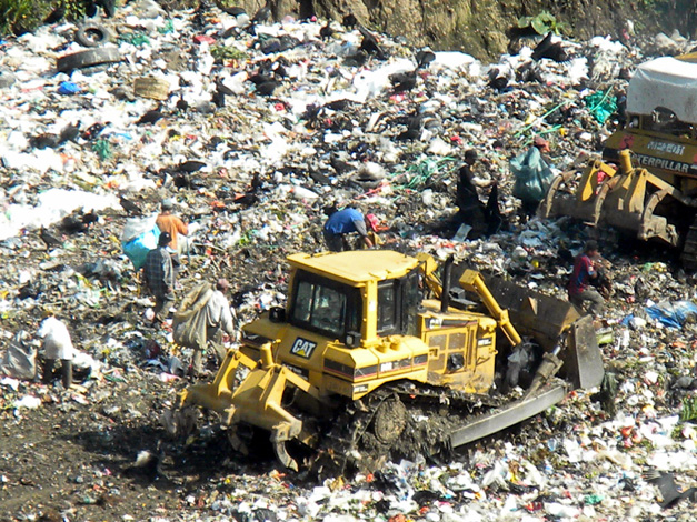 Guatemala City Garbage Dump