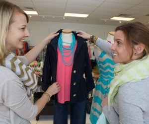 93. Marketplace: LUXE wearhouse Opens Pop-up Shop for High Fashion at Low Prices