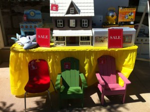 Deer Park Town Center Summer Sidewalk Sale - Pottery Barn Kids - Courtesy of Deer Park Town Center