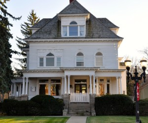 301. Community Open House this Weekend at Barrington's White House