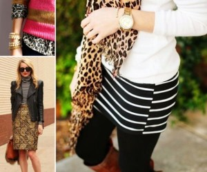 307. Barrington Style with LUXE wearhouse: A Guide to Successfully Mixing Prints