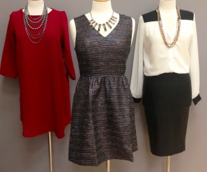 323. Barrington Style: LUXE wearhouse Guide to Holiday Party Dresses