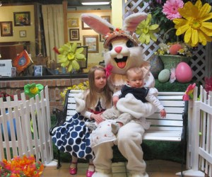 Menu Monday: Easter Brunch with the Bunny at Chessie's Restaurant