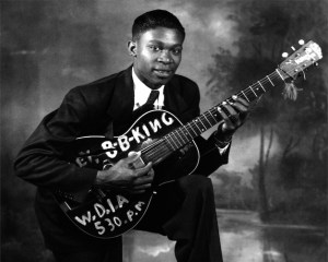 Post - B.B. King in 1949 - Featured