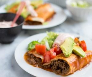 Post - Easy Enchiladas - Square