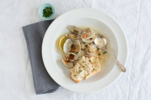 Mussels and Clams with Buerre Blanc Sauce