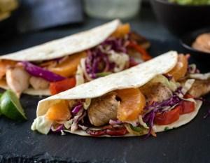 Heinen's 4PM Panic - Salmon Tacos - Featured 365