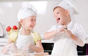 Post 1200 - Kids Baking