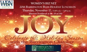 Bliss Holiday Luncheon 2016 - BACC