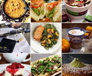 NoonDaily FOOD | Frantonio's Buon Appetito Sub, Chick-fil-A's Chicken Tortilla Soup, Egg Harbor's Autumn Harvest Cappucino, Ambrosia's Apple Normandy Tart & More!