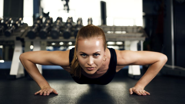 Circuit and Interval Training