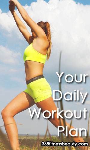 The Best Daily Workout Routine To Keep You Fit And Healthy