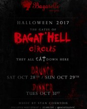 Bagatelle Halloween Haunt New York City 365 Guide NYC