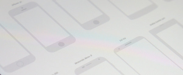 UX Kits Mobile Devices