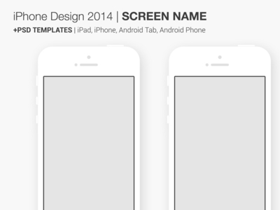 Mobile Device Templates