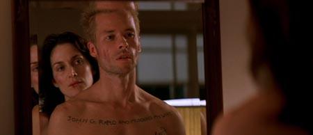 Still from Memento (2000)