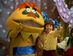 Still from H.R. Pufnstuf