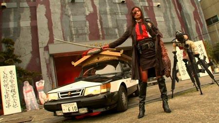 Still from Tokyo Gore Police (2008)