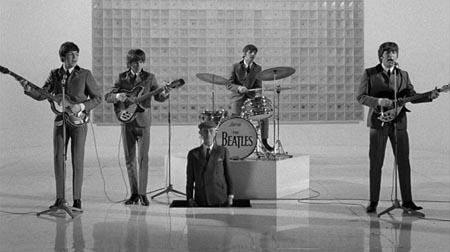 Still from A Hard Day's Night (1964)