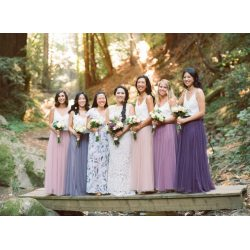 Small Crop Of Mismatched Bridesmaid Dresses