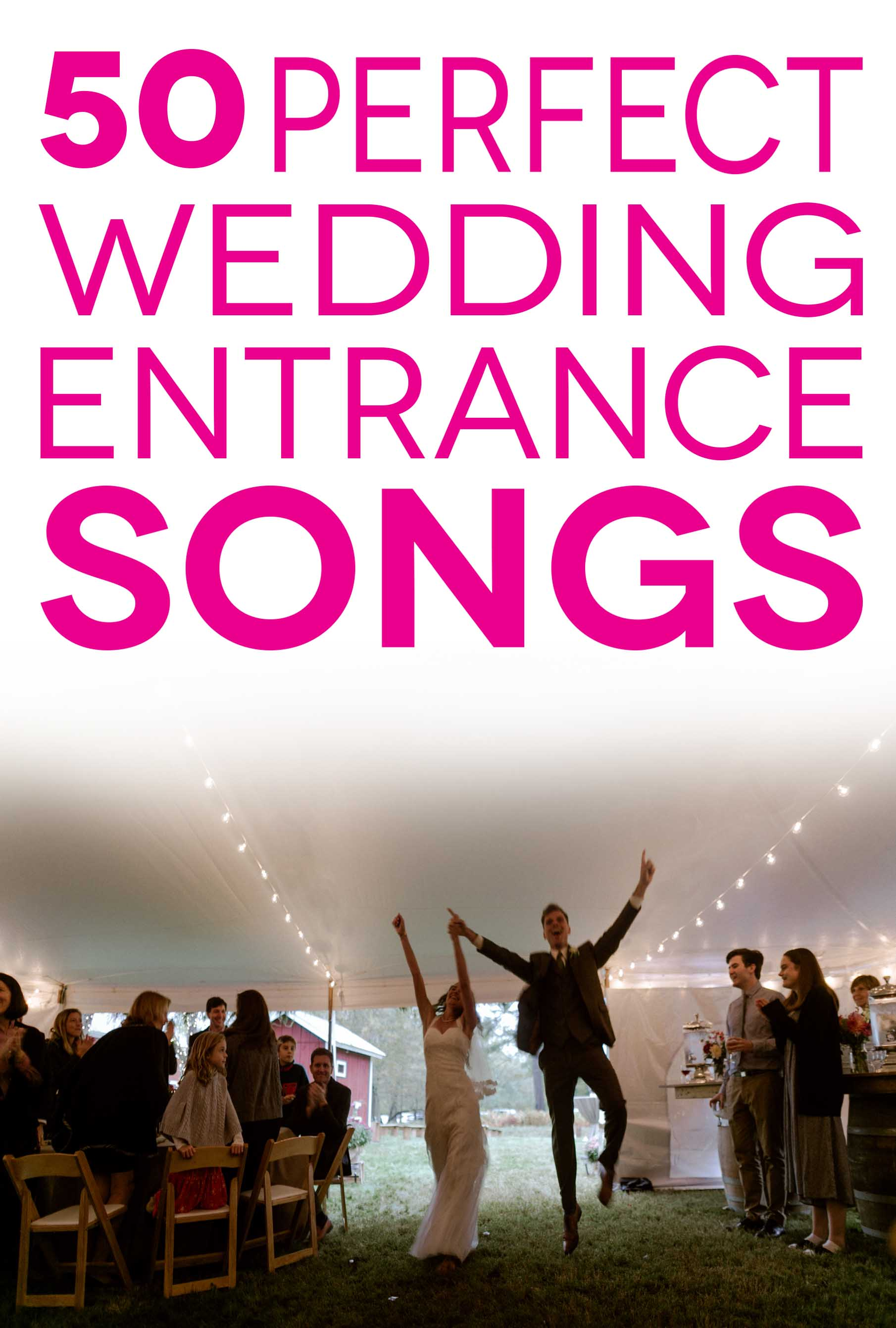 Fullsize Of Bridal Party Entrance Songs