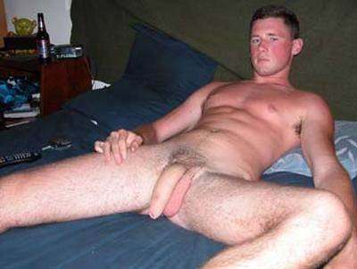 nice shaved cock
