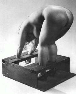 pillory punishment spanking