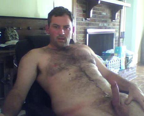 hairy naked married men