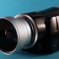 Panasonic HDC-SD5 Lens Attachments