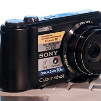 Upcoming Review: Sony DSC-HX5V Digital Camera.