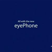 Futurama pokes fun at Apple with eyePhone.