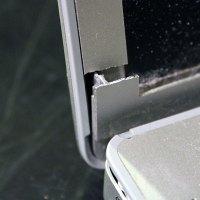 Repairing a MacBook Pro.