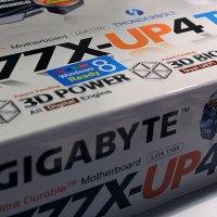 Gigabyte Motherboard GA-Z77X-UP4 TH