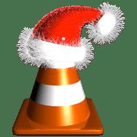 VLC: Christmas Icon