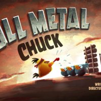 Angry Birds Toons: Full Metal Chuck
