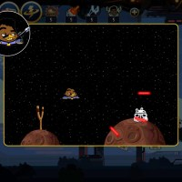 Angry Birds Star Wars is updated, now with Lando Bird.