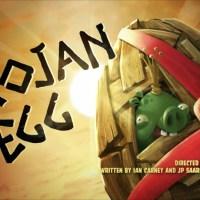 Angry Birds Toons: Trojan Egg