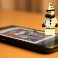 Pagliaccio Lego Minifigures