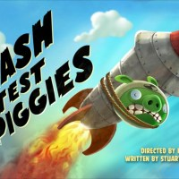 Angry Birds Toons: Crash Test Piggies
