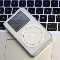 iPod Original, 12 Years To The Date.